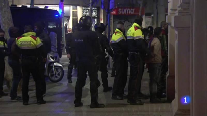 El Govern i l'Ajuntament de Barcelona mostren sintonia institucional contra la violència