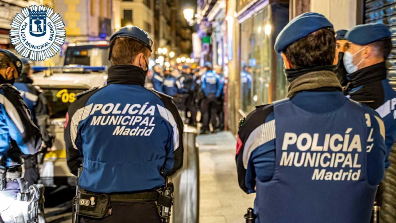 Las fiestas ilegales en Madrid alcanzan este fin de semana el récord de 442