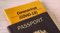 """Simón plantea que el pasaporte COVID puede ser una herramienta """"muy útil"""" pero que también puede generar """"problemas"""""""