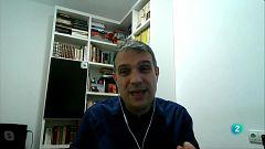 """Enric Álvarez: """"Hi ha possibilitats d'una quarta onada a mitjans de març"""""""