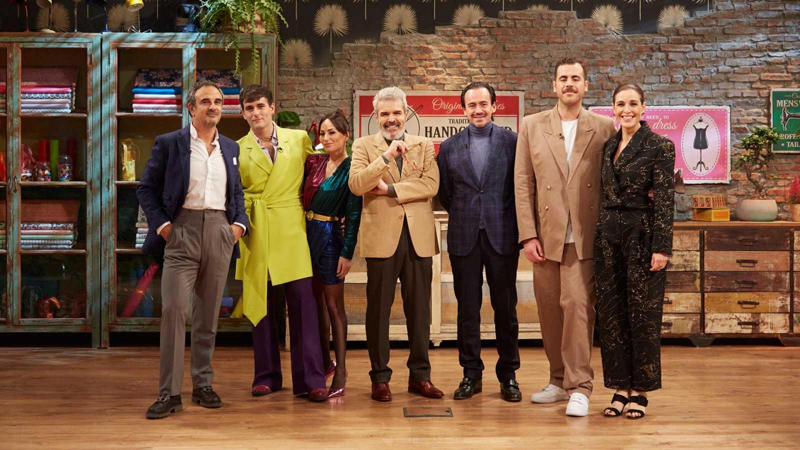Maestros de la costura - Temporada 4 - Programa 7 - Ver ahora
