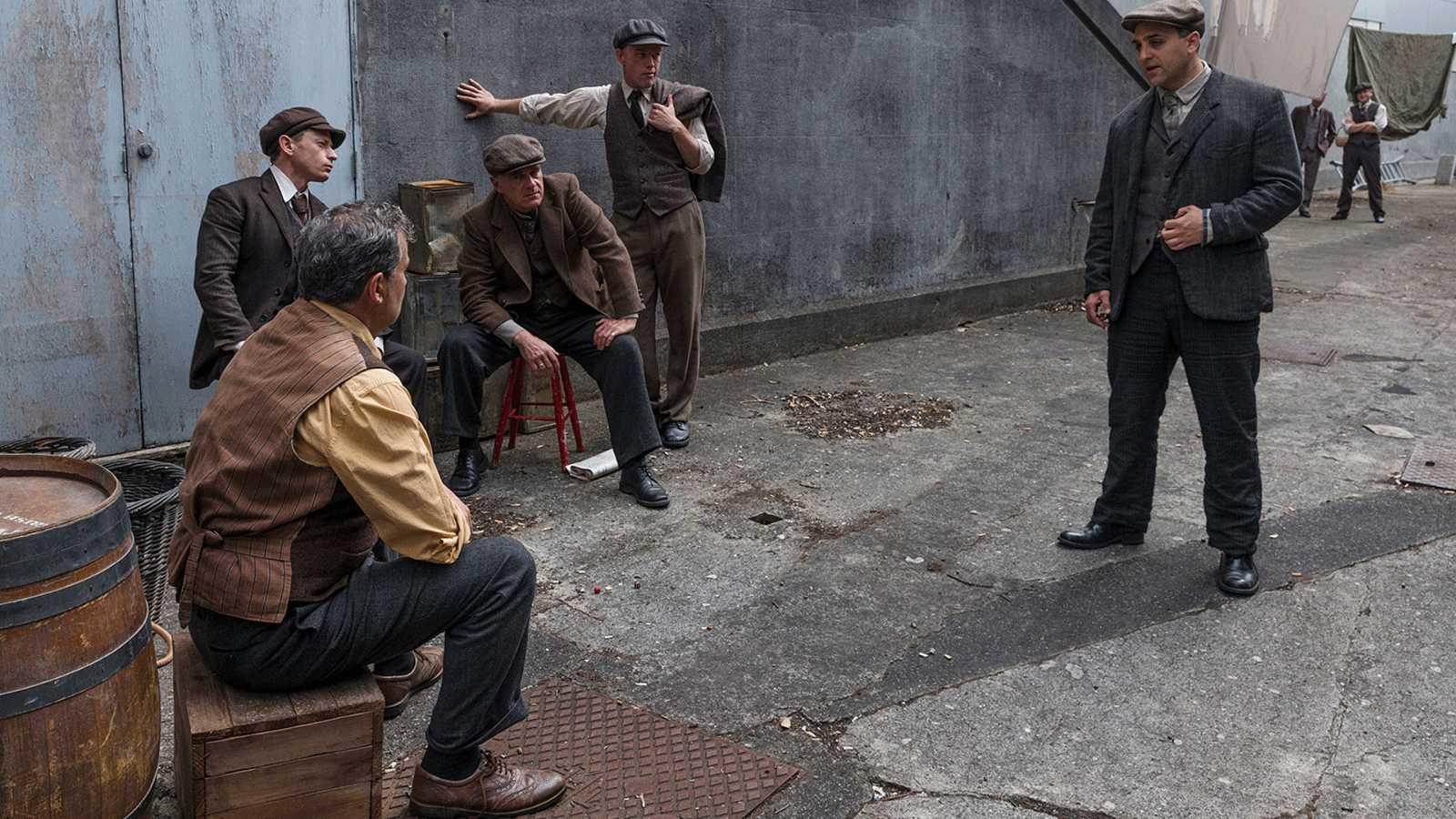 Otros documentales - Los orígenes de la mafia: Chicago. El primer asesinato de Capone - ver ahora