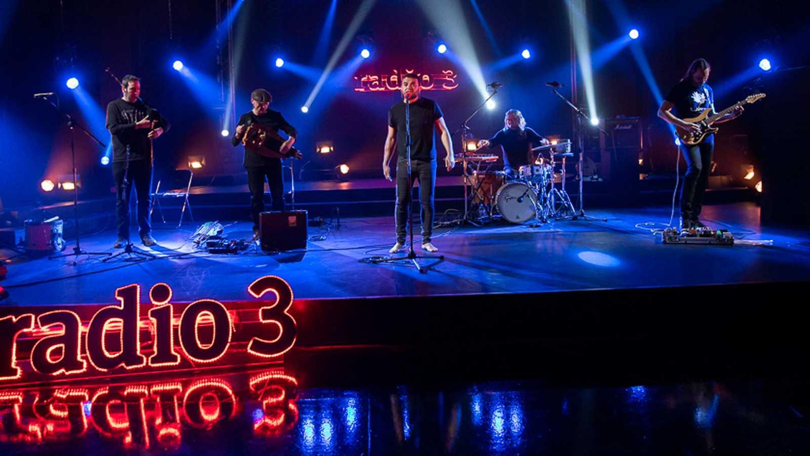 Los conciertos de Radio 3 - Tündra - ver ahora
