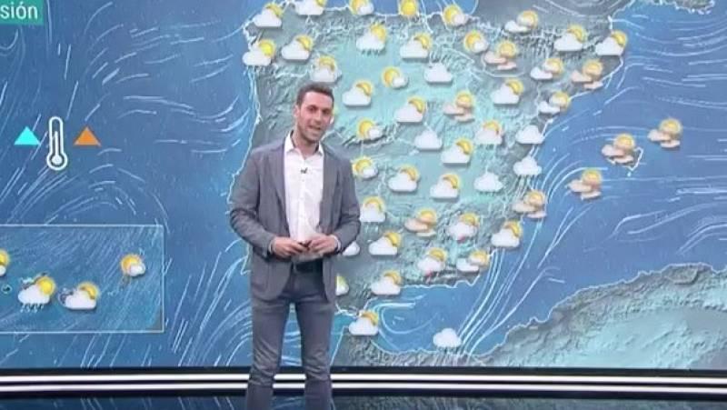 La Aemet prevé un ascenso térmico en el centro del país y viento intenso en Baleares