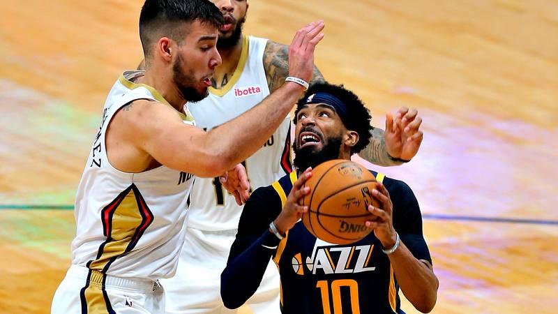 Los Pelicans de Willy Hernangómez derrotan al mejor equipo de la NBA