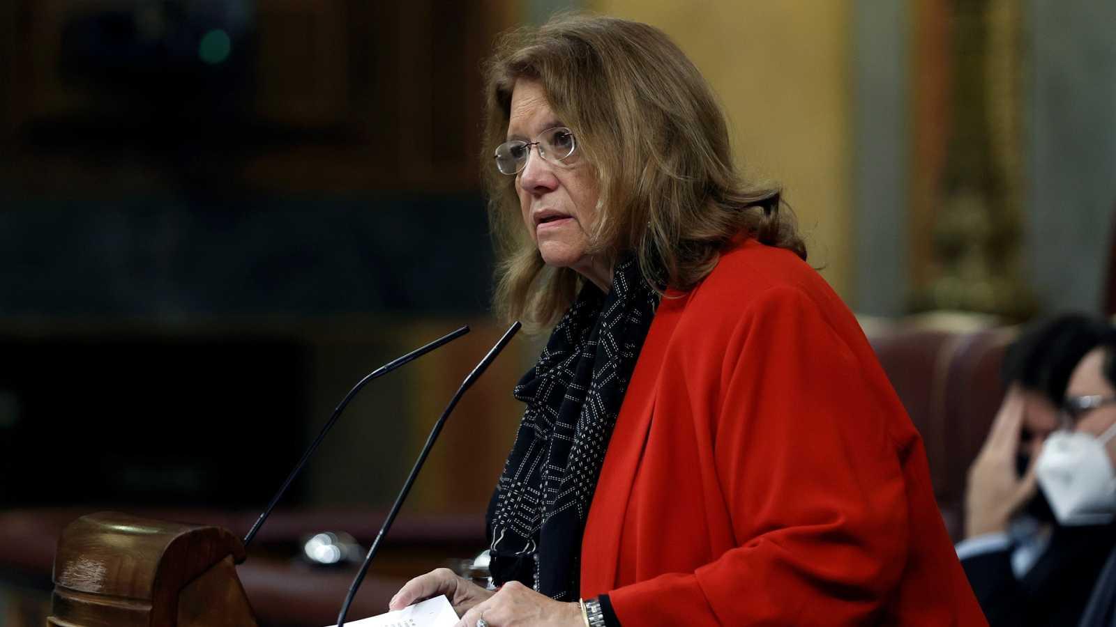 """Rodríguez, sobre el informe del Consejo de Estado: """"Marca la intención del Gobierno, que es quitar controles"""" a la gestión de los fondos"""
