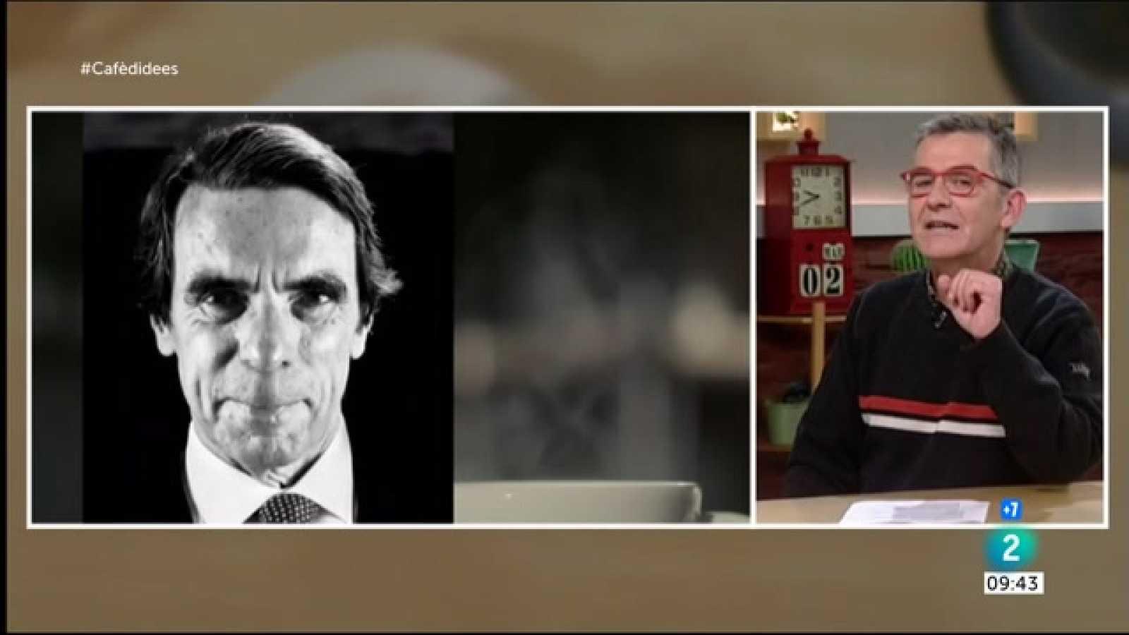 El Galliner Polític: 25 anys del debut teatral d'Aznar