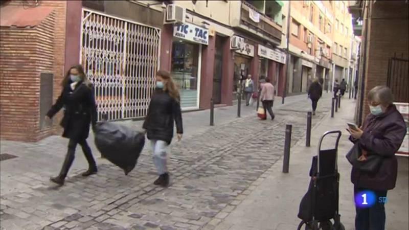 El salari de referencia metropolità se situa en els 1.320 € mensuals