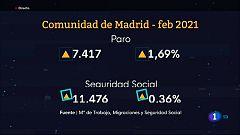 Informativo de Madrid 1 ¿ 2021/03/2
