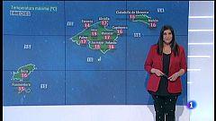 El temps a les Illes Balears - 02/03/21