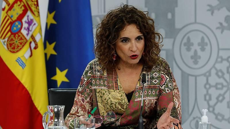 """Montero, sobre el CGPJ: """"El Gobierno ha cedido, no ha ejercido ningún tipo de veto"""""""
