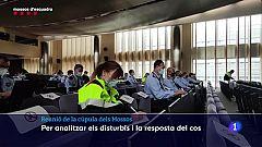 El major dels Mossos convoca a més de 200 comandaments policials