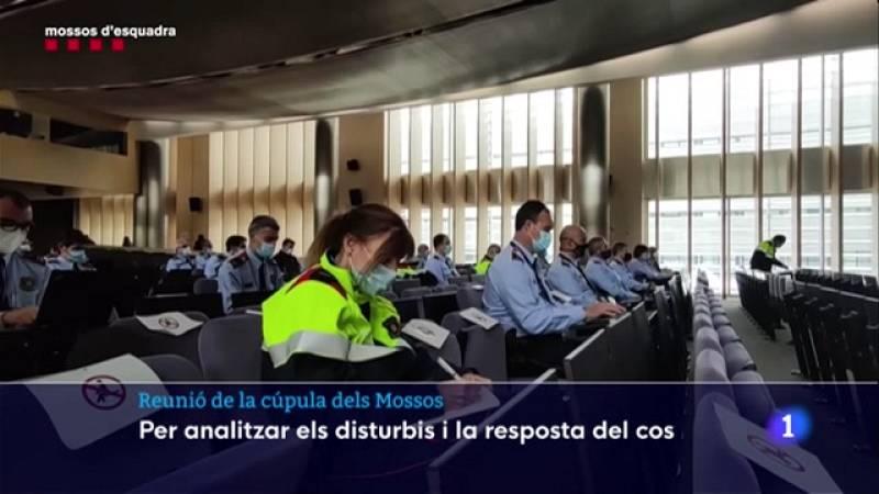 La reunió pretenia servir d'element cohesionador de l'organització policial en un moment en el qual tornen a estar en el centre del debat polític
