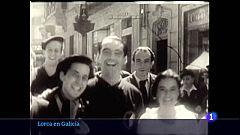 As viaxes de Lorca a Galicia
