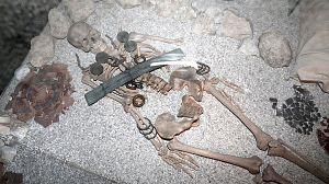 El misterio de la tumba celta