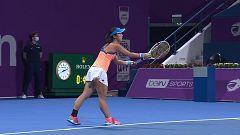 Tenis - WTA Torneo Doha: Zheng S. - M. Doi