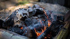 Expedición culinaria. Cocinar con fuego: Barbacoa