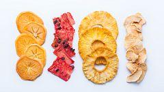 Aquí la Tierra - El buen gusto de la fruta deshidratada