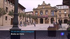 Se cumple un año del primer caso de coronavirus en La Rioja