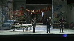 La ópera 'Falstaff' se estrena (por fin) en Les Arts