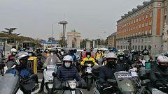 """Los 'riders' piden """"una regulación ambiciosa, no una chapuza de media página"""""""