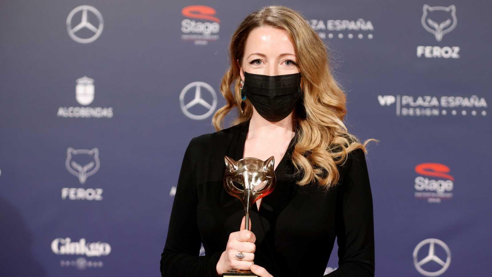 'Las niñas' también arrasan en unos premios Feroz presenciales