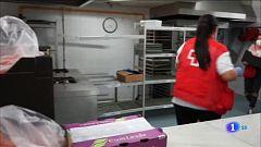 Gairebé la meitat de les persones desocupades ateses per la Creu Roja ho són per la pandèmia