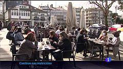 Abre a área sanitaria de Ferrol, seguen pechadas as da Coruña e Pontevedra