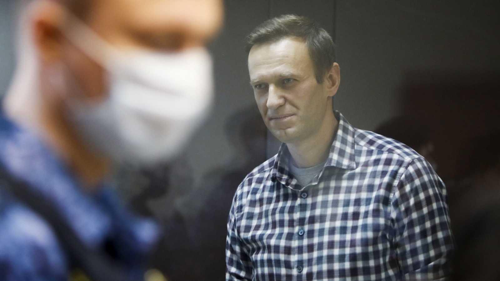 EE.UU. se une a la UE e impone sanciones a Rusia por el envenenamiento de Navalny
