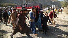 Asesinadas tres periodistas en Afganistán, el último capítulo de un conflicto que comenzó hace casi 20 años