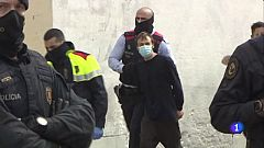 Presó provisional pels 8 detinguts acusats de la crema de la Guàrdia Urbana