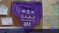 Actividades para el 8M en Extremadura