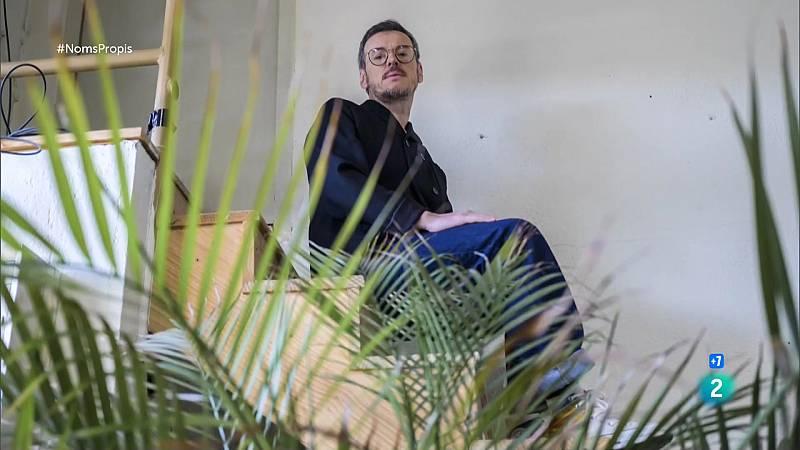 Jordi Labanda entrevistat per Anna Cler a Noms Propis