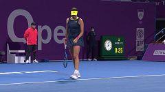 Tenis - WTA Torneo Doha: A. Sabalenka - G. Muguruza