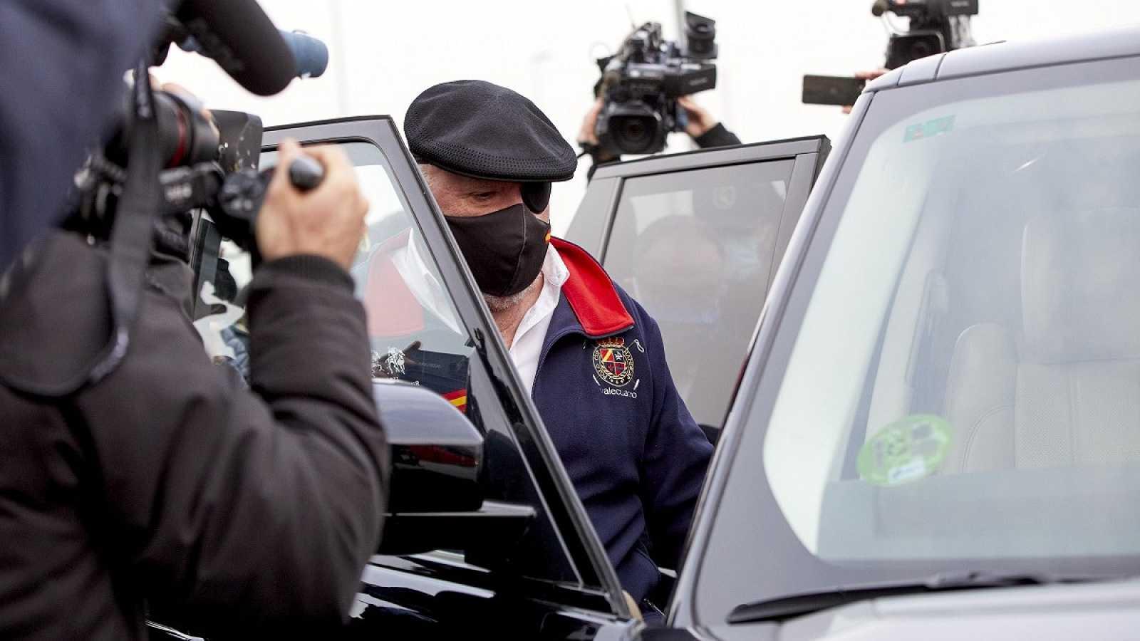 Villarejo sale de la cárcel con el objetivo de defender su inocencia en todos sus frentes judiciales
