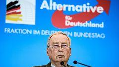 """Los servicios secretos ponen bajo vigilancia al partido ultraderechista  """"Alternativa para Alemania"""""""