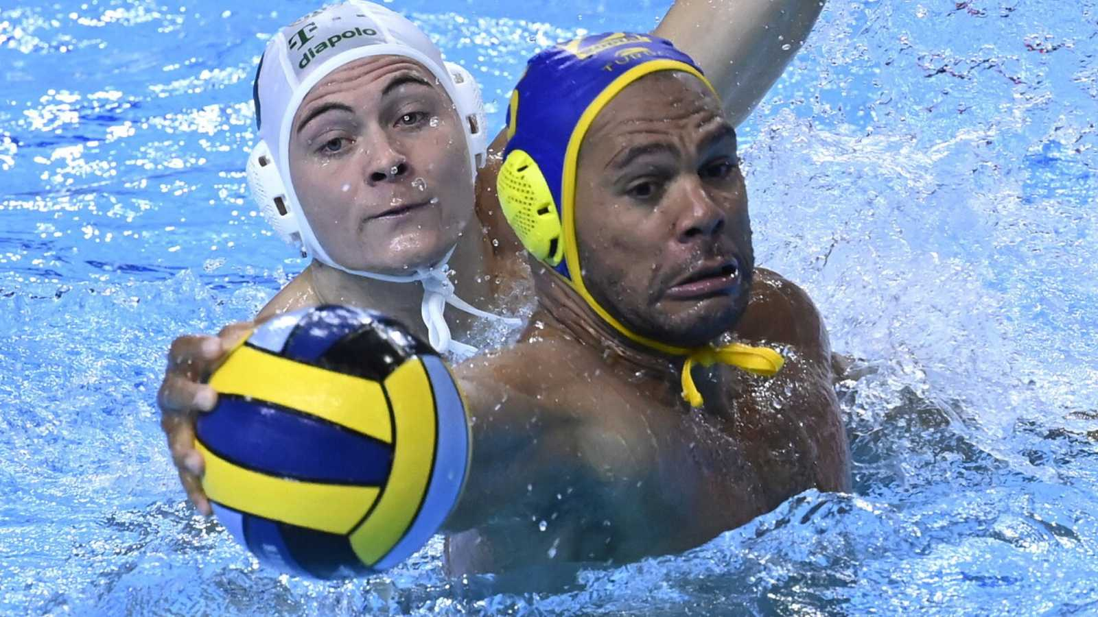 Waterpolo - Liga Europea. 2ª ronda: Jadran Herceg Novi - Zodiac CN AT Barceloneta - ver ahora