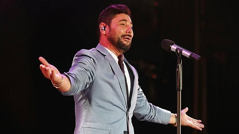 Miguel Poveda está en plena gira de conciertos y prepara nuevo disco