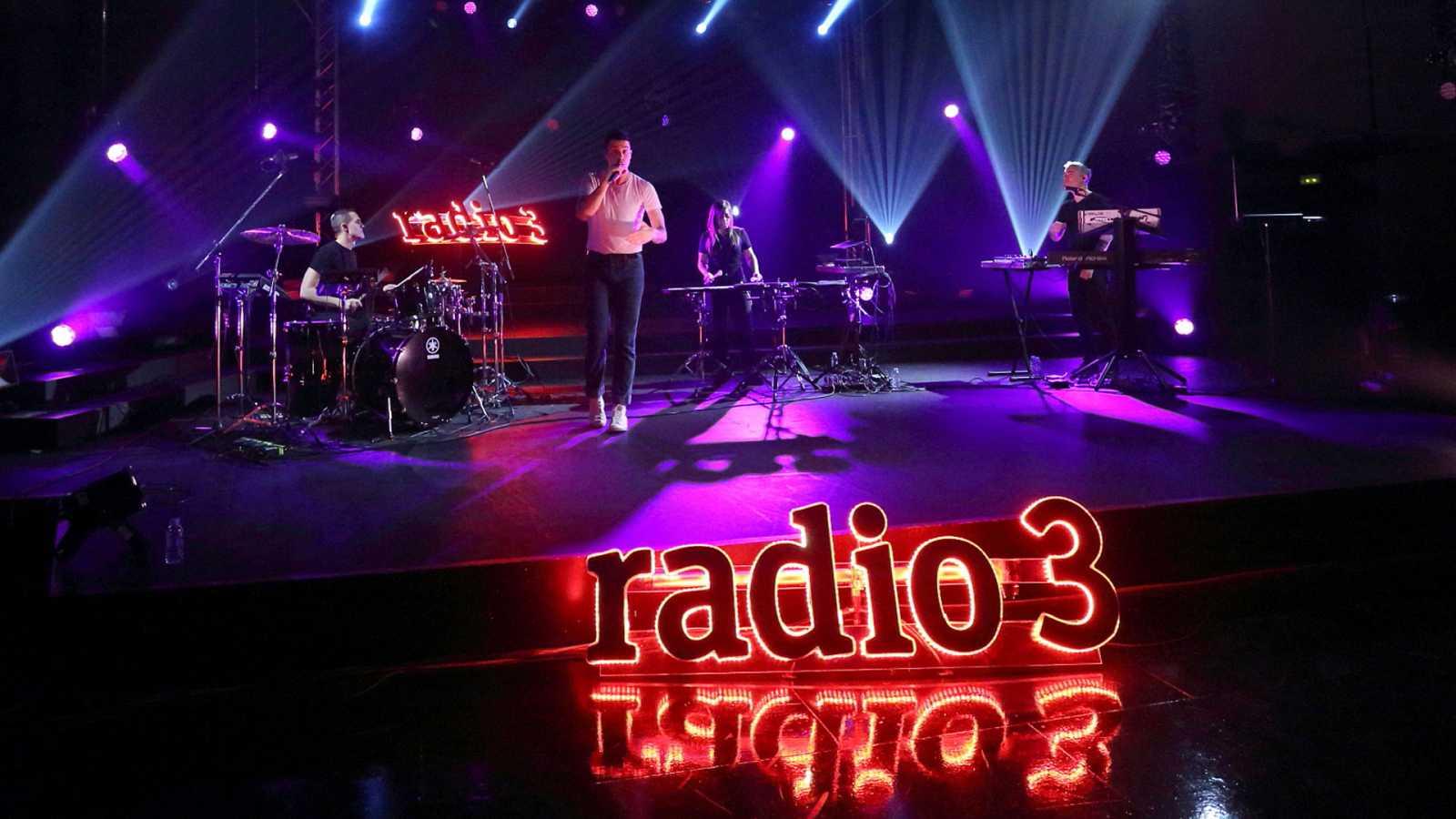Los conciertos de Radio 3 - Zetak - ver ahora