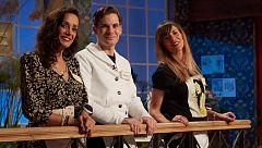 Mily, Ancor y Laura reprochan a Lluís su mala actitud