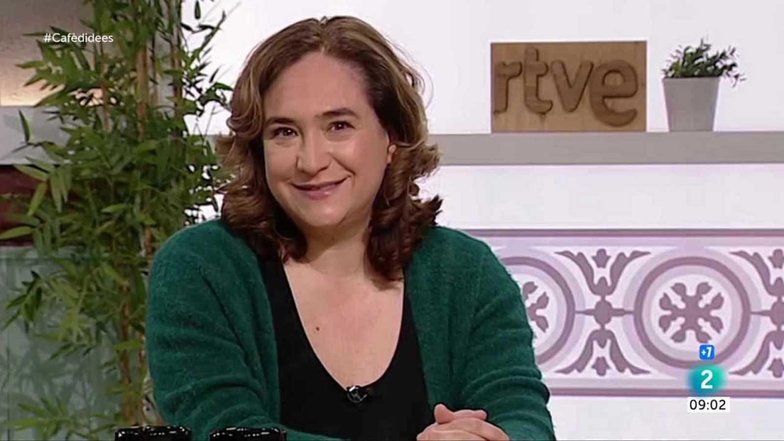 """Ada Colau demana """"generositat"""" al PSC per facilitar un govern d'ERC-Comuns"""