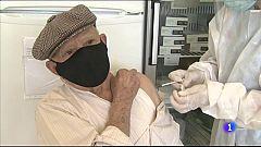 Vacunación masiva a partir de abril