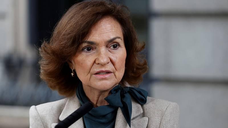 """Calvo: """"El rey no puede comparecer en el Congreso. Sería inconstitucional"""""""