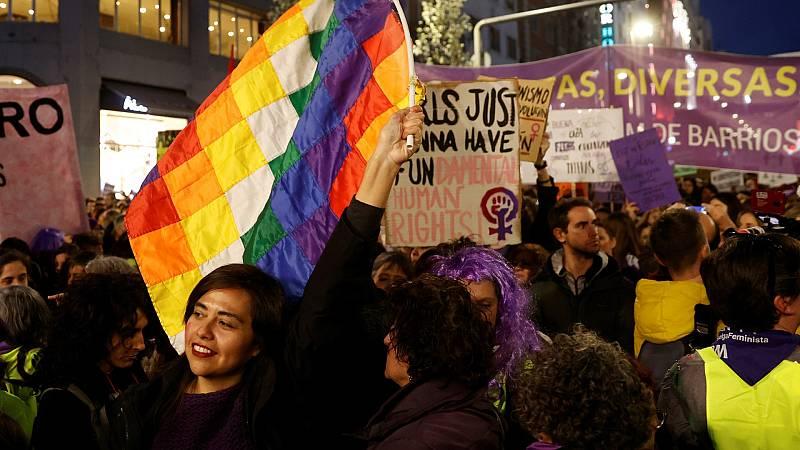 """La Delegación del Gobierno en Madrid prohíbe las manifestaciones del 8M por """"motivos de salud pública"""""""