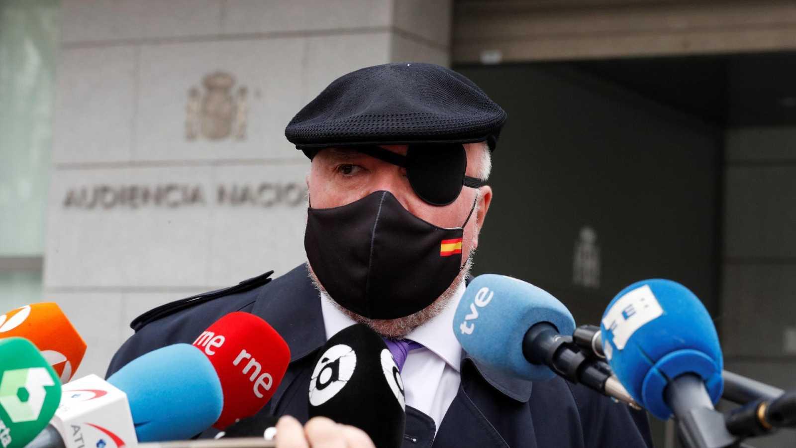 """Villarejo: """"No voy a ir contra nadie, nada más que a defenderme y voy a desenmascarar a todos"""""""