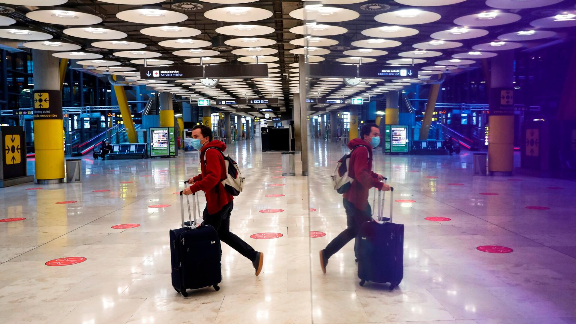 Coronavirus Agencia Británica Ofrecería Viajes De Turismo De Vacunas