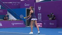 Tenis - WTA Torneo Doha. 1/4 Final: J. Pegula - K. Pliskova