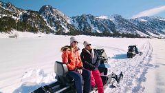 Dos parejas y un destino - Pirineos