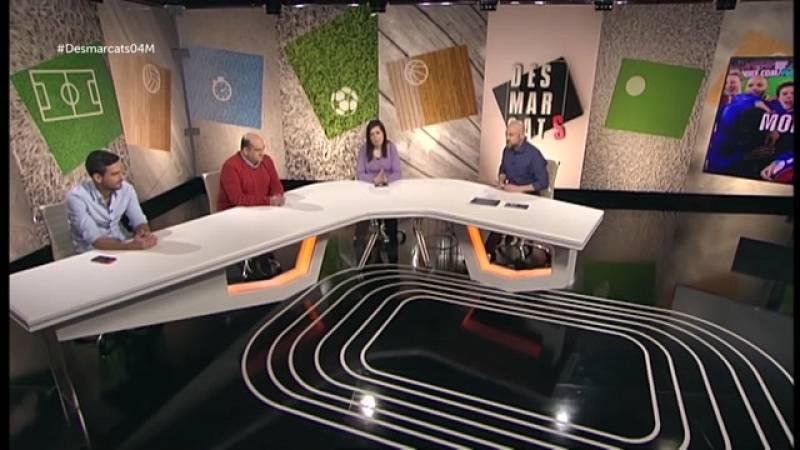 Desmarcats - Tertúlia Esportiva. La remuntada del Barça al Sevilla