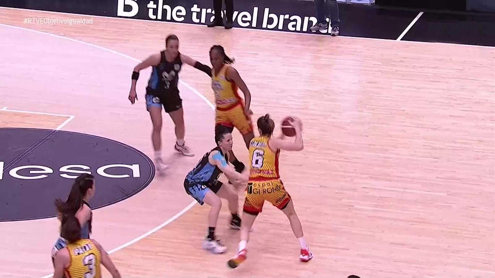 Baloncesto - Copa de la Reina 2021. 1/4 Final: SPAR Girona - Movistar Estudiantes - ver ahora